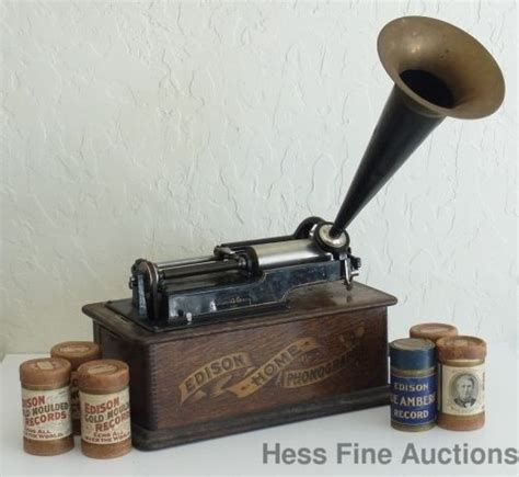 vintage edison cylinder phonograph jpg 501x460